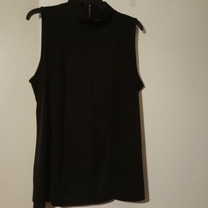 Worthington sleeveless turtleneck